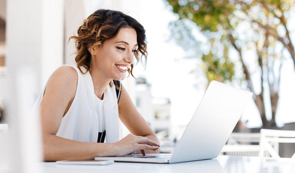 make blog look professional